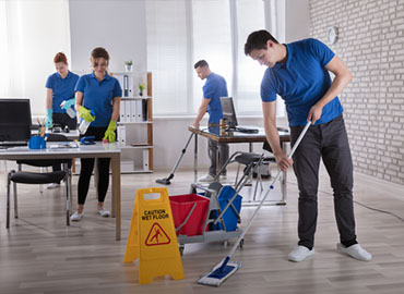 Cleaning Services in Blue Bell